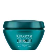 Pažeistų, storų plaukų kaukė Kerastase Resistance Masque Therapiste 200 ml