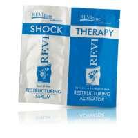 Serumas nualintiems plaukams Revi Shock + Therapy 12 + 12 ml
