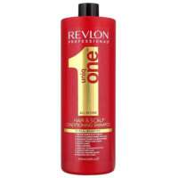 Šampūnas-kondicionierius Revlon Professional UniqOne All In One Shampoo 1000ml