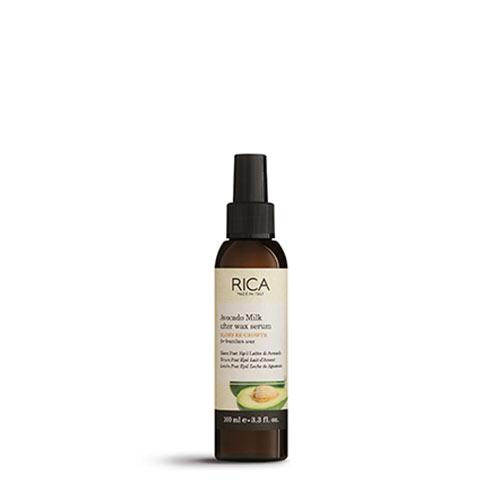 Purškiamas pienelis lėtinantis plauko augimą Rica Avocado Milk After Wax Serum 100ml
