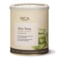 Vaškas su alijošiumi jautriai odai indelyje Rica Aloe Vera Liposoluble Wax 800ml