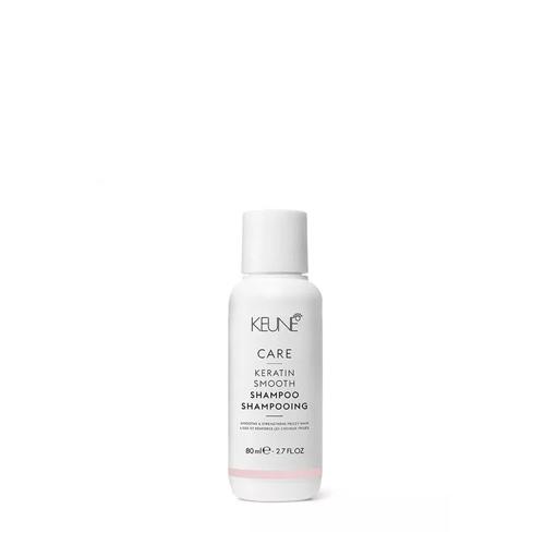 Plaukų šampūnas Keune Care Line Keratin Smooth 80ml