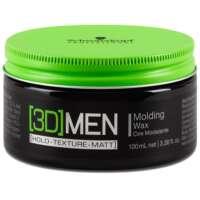Vaškas plaukams Schwarzkopf [3D]MEN Molding Wax 100ml