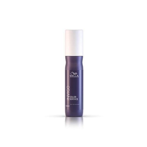 Dažų likučių šalinimo nuo odos priemonė Wella Invigo Color Service Stain Remover 150 ml