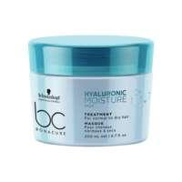 Drėkinanti plaukų kaukė Schwarzkopf Professional BC Hyaluronic Moisture Kick Mask 200ml