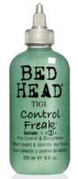Nepaklusnių plaukų glotninantis serumas TIGI Bed Head Control Freak Serum 250 ml