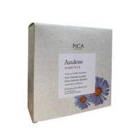 Plaukų šalinimo vaškas jautriai odai Rica Azulene Hard Wax 2x4 diskai 2x500g