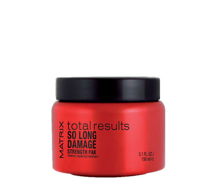 Kaukė lūžinėjantiems plaukams Matrix Total Results So Long Damage Treatment 150 ml