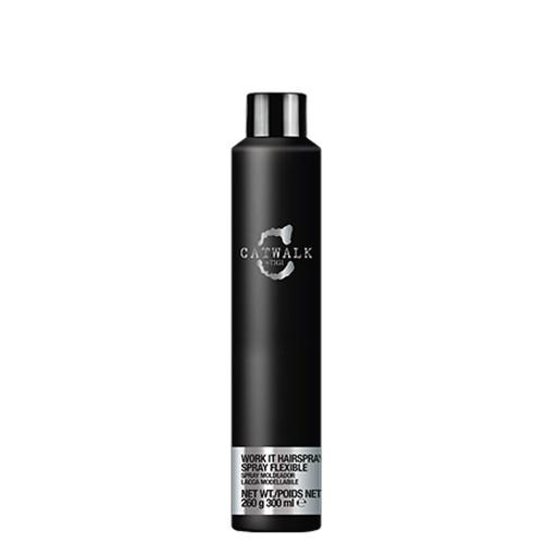 Plaukų lakas TIGI Catwalk Session Series Work It Hairspray 300ml-0
