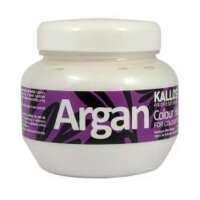 Kaukė dažytiems plaukams KALLOS Argan Colour Hair Mask 275ml