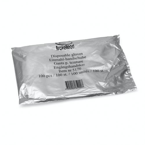 Vienkartinės pirštinės Bratt BraveHead Disposable Gloves 100 vnt.