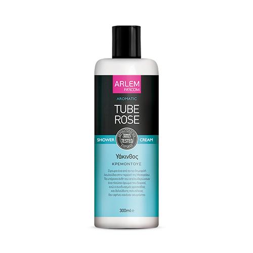 Tuberozų dušo želė FARCOM ARLEM Tuberose Shower Cream 300 ml