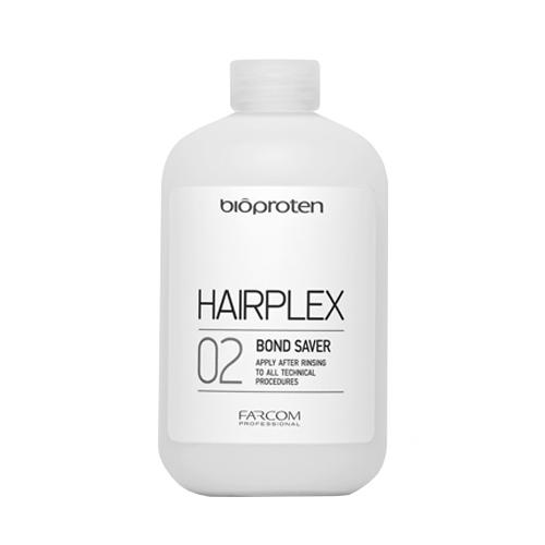 Apsauginis plaukų kremas techninių procedūrų metu Farcom Bioproten HAIRPLEX Bond Saver 02 525 ml