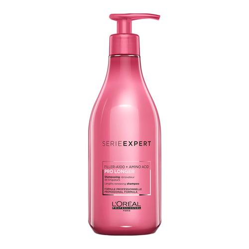 Atkuriamasis plaukų šampūnas ilgiems plaukams L'Oreal Professionnel Pro Longer Shampoo 500 ml