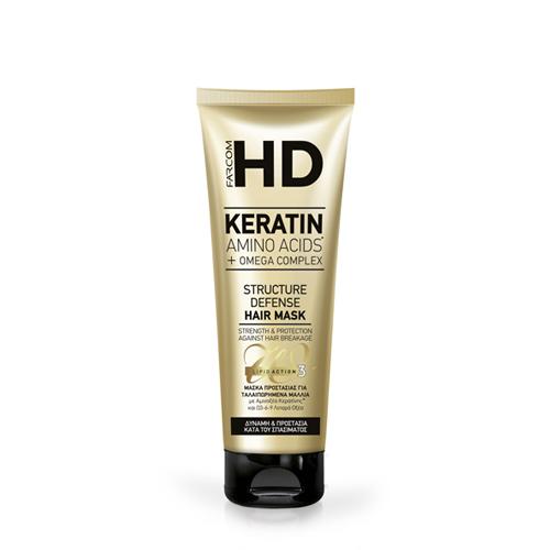 Plaukų kaukė Farcom Professional HD Structure Defence Hair Mask 250 ml