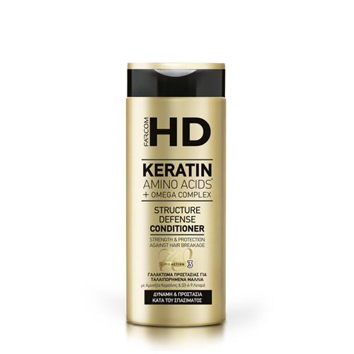 Plaukų kondicionierius Farcom Professional HD Structure Defence Conditioner 330 ml