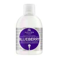 Šampūnas sausiems plaukams Kallos Blueberry Shampoo 1000 ml