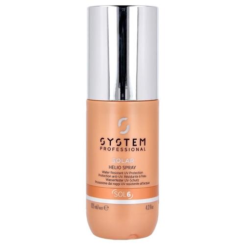 Apsauginis purškiklis plaukams nuo UV spindulių System Professional Solar Helio Spray Water Resistant 125 ml
