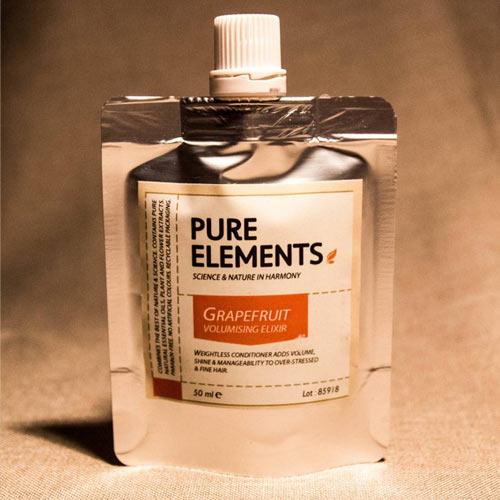 Apimties plaukams suteikiantis greipfrutų eliksyras Grapefruit Volumising Elixir 50ml