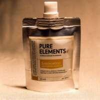 Plaukus drėkinantis sandalmedžio šampūnas Sandalwood Moisturising Shampoo 50ml