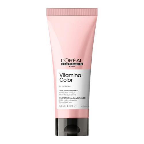 Kondicionierius dažytiems plaukams L'Oreal Professionnel Vitamino Color Conditioner 200ml