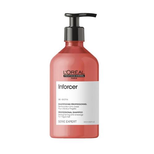 Plaukus stiprinantis šampūnas L'Oréal Professionnel Inforcer Shampoo 500ml