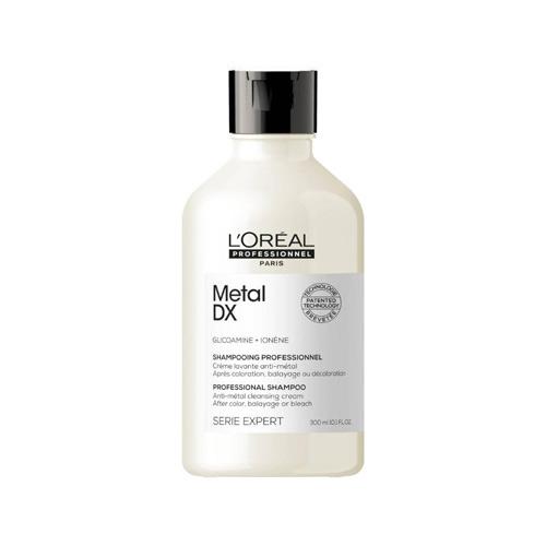 Valomasis kremas - šampūnas L'Oréal Professionnel Metal Detox Shampoo 300ml