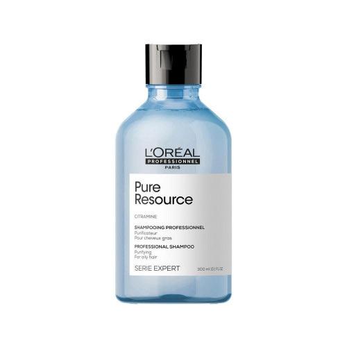 Valomasis šampūnas L'Oreal Professionnel Citramine Pure Resource Shampoo 300ml