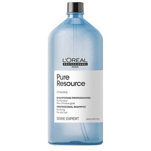 Valomasis šampūnas L'Oreal Professionnel Citramine Pure Resource Shampoo 1500ml