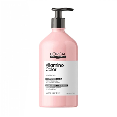 Kondicionierius dažytiems plaukams L'Oreal Professionnel Vitamino Color Conditioner 750ml